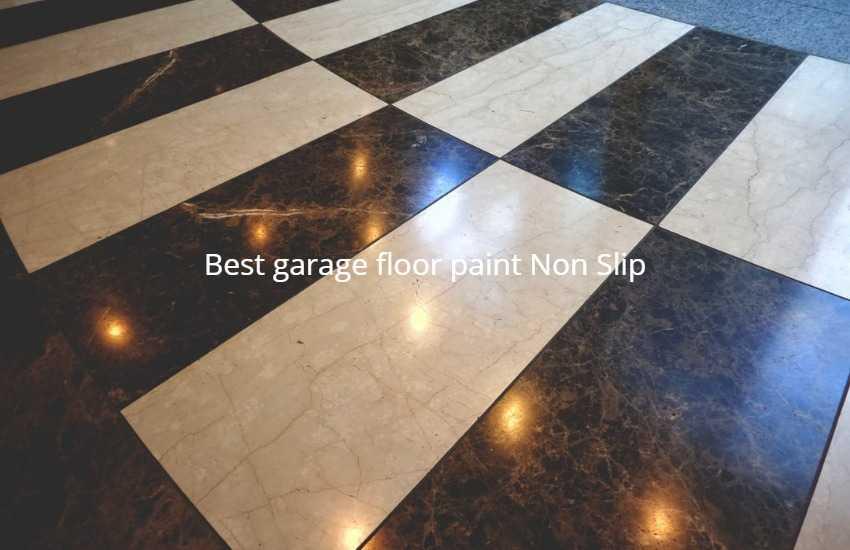 Best garage floor paint Non Slip