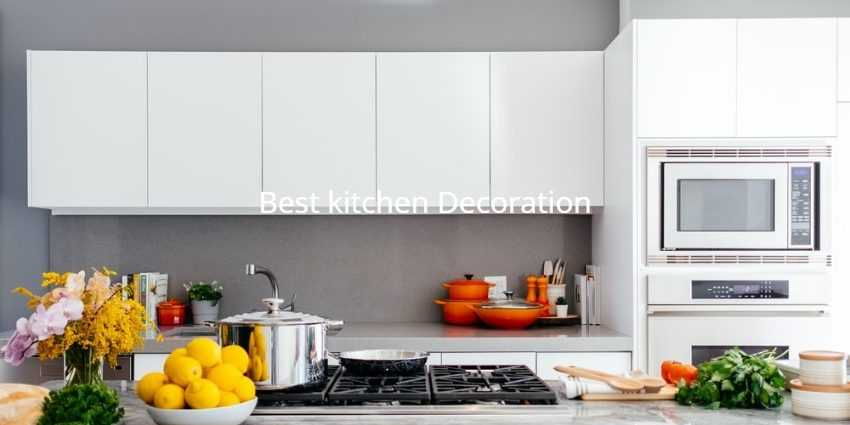 Best kitchen Decoration
