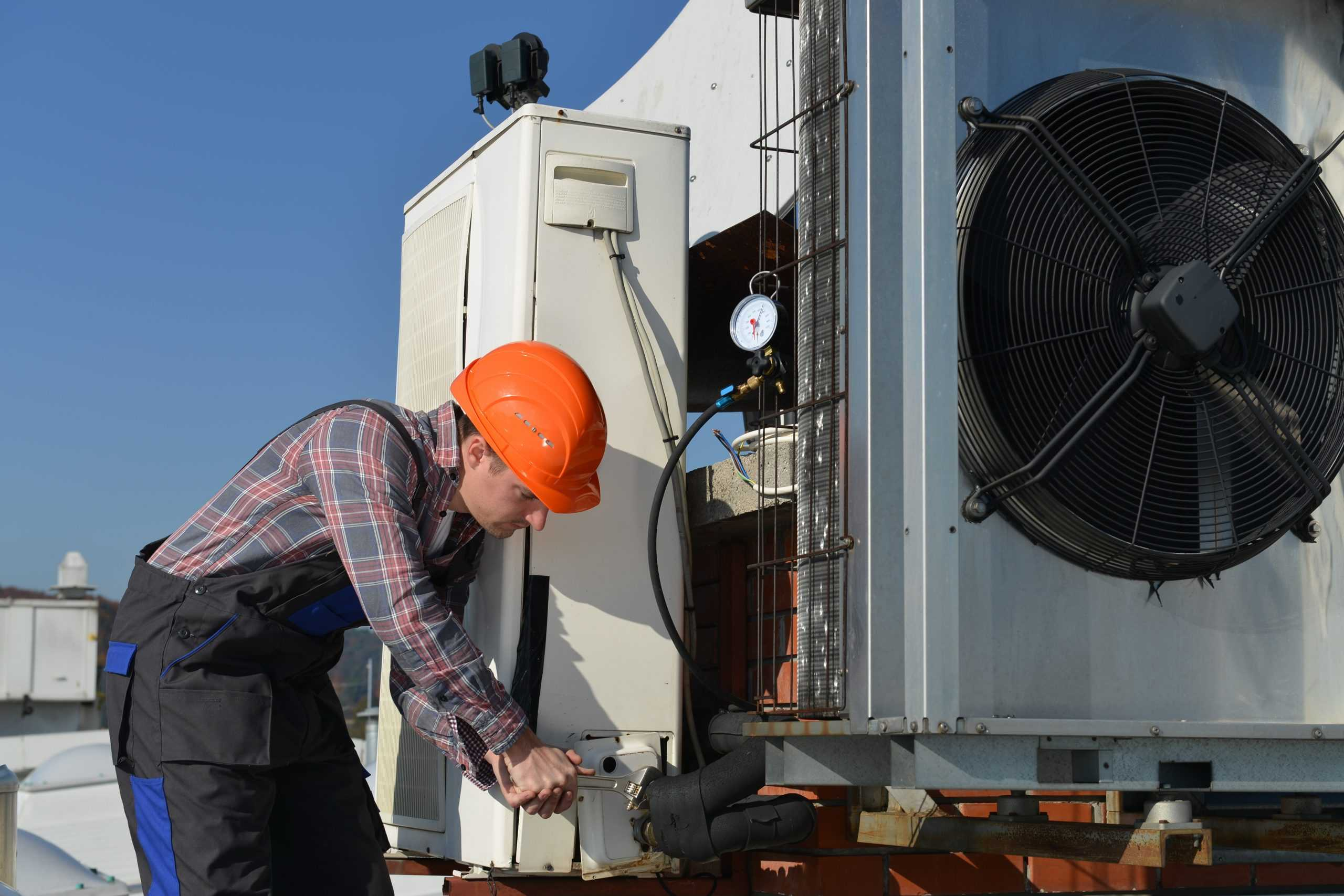 Ducted Heating Repairs Technician