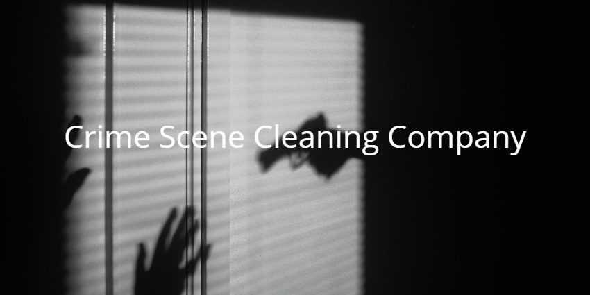 crime scene cleaning company
