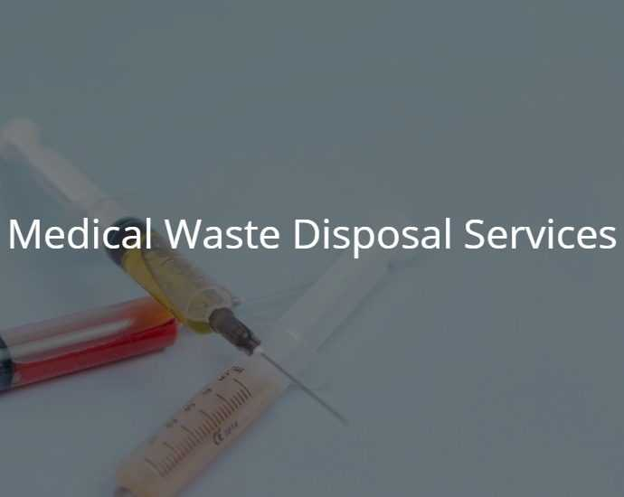Medical Waste Disposal Services