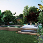 Plants for an exotic garden